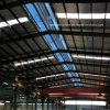 Construction Low Cost Workshop Steel Building