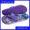 Lady Casual Style Butterfly Print PE Sole Sandal