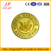 High Quality Metal Plate Gold Coin for Honour