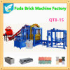 Qt8-15 Block Machine Supplier Pavement Block Making Machine Ghana