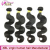 Top Quality Body Wave Full Cuticle Body Wave Brazilian The Virgin Hair Factory