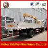 8mt/8t/8tons Straight Boom Crane Truck