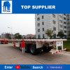 Titan Vehicle- 3 Axle 40FT 40 Tons Capacity Flatbed Trailer