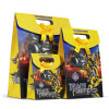 Custom Design Printing Paper Gift Bag with Die-Cut Handle