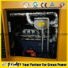 Natural Gas Electric Generator with Electrical and Hearter Recovery System