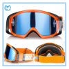 Tinted Cool TPU Frame Lens with Pins Motorcycle Goggles