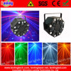 Mixled White LED Strobe + Rrbwy LED Stage Effect Light