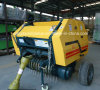 Europe Market Customized Mini Round Hay Baler