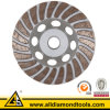Turbo Diamond Grinding Cup Wheels for Concrete Floor
