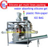 Multi Lines Silicone Gel Hero Lily Packing Machine