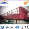 Side Wall Cargo Stake Heavy Duty Flatbed Truck Semi Trailer