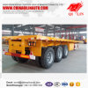 China Factory Flatbed Semi Trailers Price for Kenya