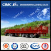 Light Duty 13000mm Cargo Semi Trailer with 3axle for Sale