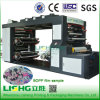 4 Colour High Speed Stack Type PE Flexo Printing Machine