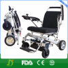 New Magnesium Alloy Ultralight and Lite Disabled Folding Electric Power Lithium Battery Wheelchair