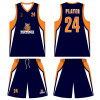 Custom Men Sublimation Basketball Uniform for Teams