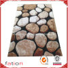 Indoor Modern L 3D Shaggy Carpet Area Rugs with Stone Effects