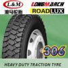 Longmarch, Annaite, Roadlux Truck Tyre 12r22.5, 295/80r22.5 for South America Market