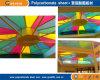 Polycarbonate Embossed Sheet; PC Embossed Sheet; Rain-Drop Embossed Sheet