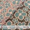 Textile Jacquard Flower Lace Fabric Wholesale (M1395)