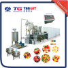 150kg Per Hour Capacity Jelly Candy Production Line