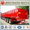 600mm Height Sidewall Drop-Side Semi Truck Trailer
