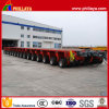 16 Rows 32 Hydraulic Swing Axles 400 Tons Modular Trailer