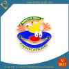 Carnaval Pin Badge in Personal Design From China with Gold Plating