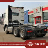 Sinotruk HOWO T7h Zz4257V 6X4 540HP Tractor Truck