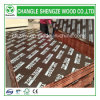 Outdoor Used Construction Grade Film Faced Plywood