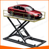 3.5m 3ton Hydraulic Electric Car Scissor Lift