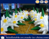 2015 Hot Selling LED Lighting Decoration Standing Inflatable Flower 0004