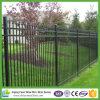 2.1m Powder Coated Commercial Steel Picket Fence for Australia Market