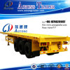 2-3 Axle 35t Container Dedicated Flat Lowbed Semi Trailer (suitable for 30 feet container) (LAT9300TJZG)