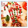 Christmas Santa Claus Gift Advertising Walking-Stick Type Ball Pen Promotional Ballpoint Pen