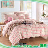 Pink Apartment Yarn Dyed Promotion Cotton Comforter Bedding