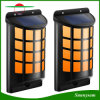 Solar Dancing Flame Light Dark Sensor Auto on/off Flickering Outdoor Waterproof Fence Lights