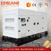 4 Cylinder Engine Silent Diesel Generator 140 kVA Ricardo