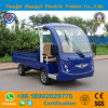 Zhongyi 2 Seats 2 Ton Low Speed off Road Electric Loading Truck with Ce Certificate