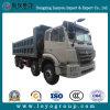 Sinotruk Hohan 8X4 29cubic 371HP Dump Truck for Sale