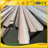 Custom Strutural Aluminium Extrusion T H V L U Slot Rail