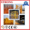 Durable Mast Section for Construction Elevator Hoist and Tower Crane