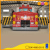 Hot Sale Slide and Bouncer Fire Truck Inflatable Combo (AQ01416)
