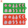 Hot Selling FDA Food Grade Christamas Ice Mould/ Ice Mold, Chocolate Mold for Santa Claus (XY-SC-017)