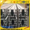 6063t5 Anodized Aluminium Extrusion V Slot Aluminum Profiles