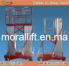 Mobile Folding Arm Aerial Vertical Man Lift