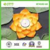 Waterproof Lotus Shaped Candle Holder for Garden&Home