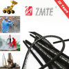 DIN / En853 2sn Hydraulic Steel Braided Rubber Hose