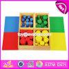 2017 New Design Preschool Blocks Children Wooden Montessori Educational Toys W12f020