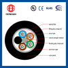 60 Core Aerial Fiber Optic Cable of Wire GYTA